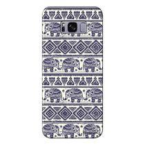 Capa Personalizada para Samsung Galaxy S8 Plus G955 Elefantes - PE69 -