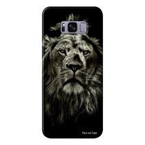 Capa Personalizada para Samsung Galaxy S8 Plus G955 Leão - PE08 -