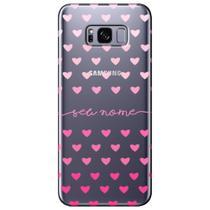 Capa Personalizada para Samsung Galaxy S8 Plus G955 - NM08 -