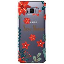 Capa Personalizada para Samsung Galaxy S8 Plus G955 - NM14 -