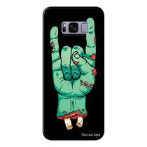 Capa Personalizada para Samsung Galaxy S8 Plus G955 RockN Roll - AT06
