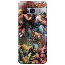 Capa Personalizada para Samsung Galaxy S8 Plus G955 - Street Fighter - SF07 -