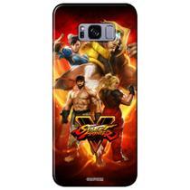Capa Personalizada para Samsung Galaxy S8 Plus G955 - Street Fighter V - SF06 -