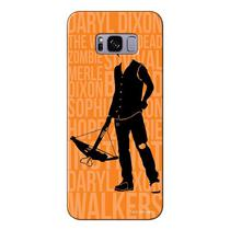 Capa Personalizada para Samsung Galaxy S8 The Walking Dead - TV76