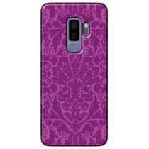 Capa Personalizada para Samsung Galaxy S9 Plus G965 - Flores - TX61 -