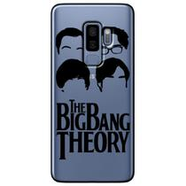 Capa Personalizada para Samsung Galaxy S9 Plus G965 - The Big Bang Theory - TV95