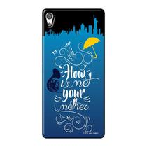Capa Personalizada para Sony Xperia XA  How I Met Your Mother - TV71