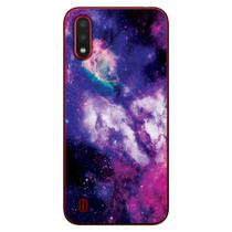 Capa Personalizada Samsung Galaxy A01 A015 - Galaxia - TX49 - Matecki