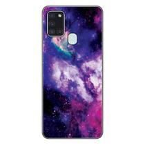Capa Personalizada Samsung Galaxy A21S A207 - Galaxia - TX49 - Matecki