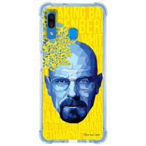 Capa Personalizada Samsung Galaxy A30 A305 - Breaking Bad - TV82 - Matecki