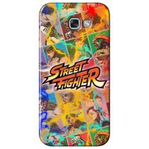 Capa Personalizada Samsung Galaxy A5 2017 - Street Fighter - SF03
