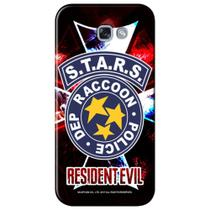 Capa Personalizada Samsung Galaxy A7 2017 - Resident Evil S.T.A.R.S RPD - RD05