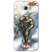 Capa Personalizada Samsung Galaxy A7 2017 - Street Fighter Guile - SF11