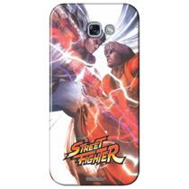 Capa Personalizada Samsung Galaxy A7 2017 - Street Fighter - SF01