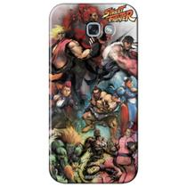 Capa Personalizada Samsung Galaxy A7 2017 - Street Fighter - SF07