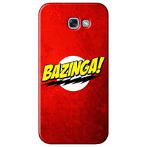 Capa Personalizada Samsung Galaxy A7 2017 - The Big Bang Theory - TV97