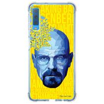 Capa Personalizada Samsung Galaxy A7 2018 Breaking Bad - TV82