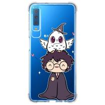 Capa Personalizada Samsung Galaxy A7 2018 Harry Potter - HP06