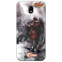 Capa Personalizada Samsung Galaxy J5 Pro J530 - Street Fighter Mr. Bison - SF13