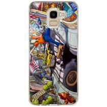 Capa Personalizada Samsung Galaxy J6 J600 Designer - DE27 -