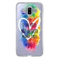 Capa Personalizada Samsung Galaxy J7 Duo LGBT - LB20 -