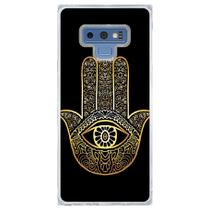 Capa Personalizada Samsung Galaxy Note 9 Hamsá - AT26