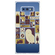 Capa Personalizada Samsung Galaxy Note 9 Harry Potter - HP02