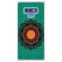 Capa Personalizada Samsung Galaxy Note 9 Mandala - AT24