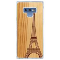 Capa Personalizada Samsung Galaxy Note 9 Paris - CD34