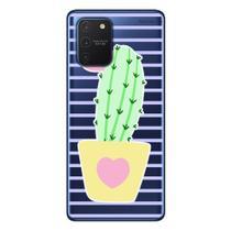 Capa Personalizada Samsung Galaxy S10 Lite G770 - Cacto  - CA03 - Matecki