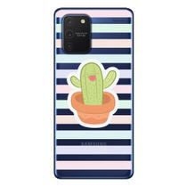 Capa Personalizada Samsung Galaxy S10 Lite G770 - Cacto  - CA04 - Matecki