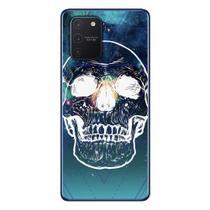 Capa Personalizada Samsung Galaxy S10 Lite G770 - Caveira - MC06 - Matecki