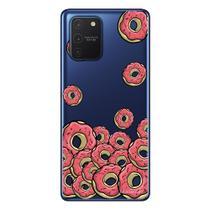 Capa Personalizada Samsung Galaxy S10 Lite G770 - Donuts - TP108 - Matecki