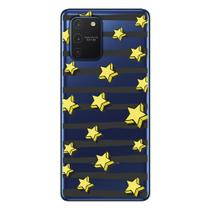 Capa Personalizada Samsung Galaxy S10 Lite G770 - Estrelas - ST08 - Matecki