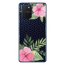 Capa Personalizada Samsung Galaxy S10 Lite G770 - Floral - FL25 - Matecki