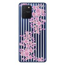 Capa Personalizada Samsung Galaxy S10 Lite G770 - Floral - FL27 - Matecki
