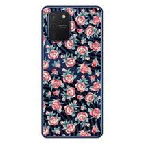 Capa Personalizada Samsung Galaxy S10 Lite G770 - Floral - FL28 - Matecki