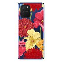 Capa Personalizada Samsung Galaxy S10 Lite G770 - Floral - TP35 - Matecki