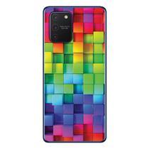 Capa Personalizada Samsung Galaxy S10 Lite G770 - Geométricas - GM06 - Matecki