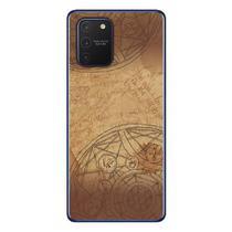 Capa Personalizada Samsung Galaxy S10 Lite G770 - Horóscopo Papiro - MC03 - Matecki