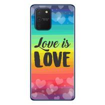 Capa Personalizada Samsung Galaxy S10 Lite G770 - Love - LB12 - Matecki