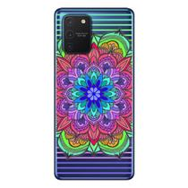 Capa Personalizada Samsung Galaxy S10 Lite G770 - Mandala - MD02 - Matecki