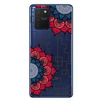 Capa Personalizada Samsung Galaxy S10 Lite G770 - Mandala - MD14 - Matecki