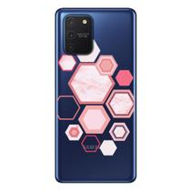 Capa Personalizada Samsung Galaxy S10 Lite G770 - Mármore - MM04 - Matecki