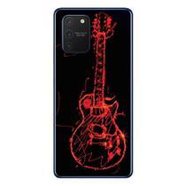 Capa Personalizada Samsung Galaxy S10 Lite G770 - Música - MU11 - Matecki