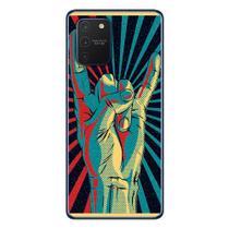 Capa Personalizada Samsung Galaxy S10 Lite G770 - Música - MU35 - Matecki