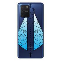 Capa Personalizada Samsung Galaxy S10 Lite G770 - Nossa Senhora - TP350 - Matecki