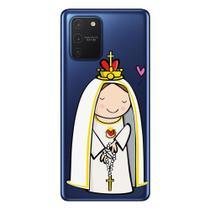 Capa Personalizada Samsung Galaxy S10 Lite G770 - Nossa Senhora - TP353 - Matecki