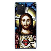 Capa Personalizada Samsung Galaxy S10 Lite G770 - Religião - RE02 - Matecki