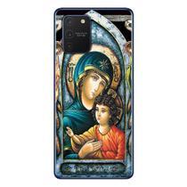 Capa Personalizada Samsung Galaxy S10 Lite G770 - Religião - RE15 - Matecki